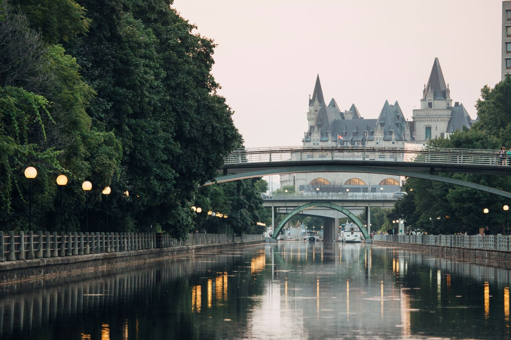 Best Ways to Experience the Rideau Canal in Ottawa